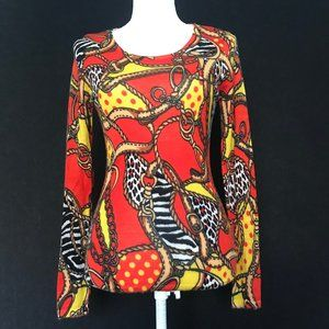 Dolce & Gabbana Made In Italy Sweater Size 40 Sm